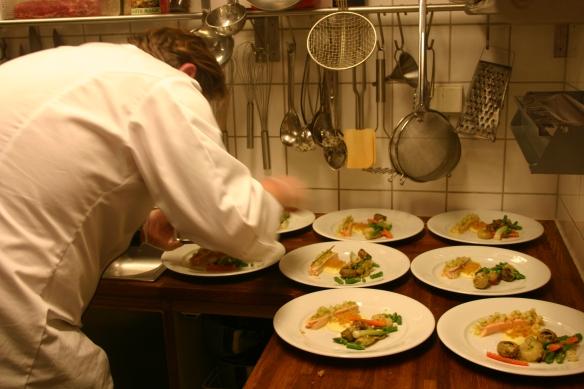 Mat prep, årets kock